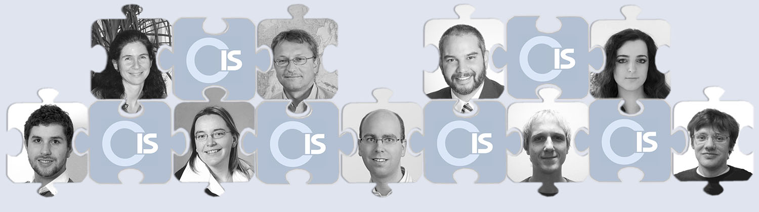 Photo of the CIS-Team